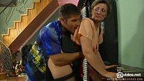 Русские мама трахнуль свои сыном